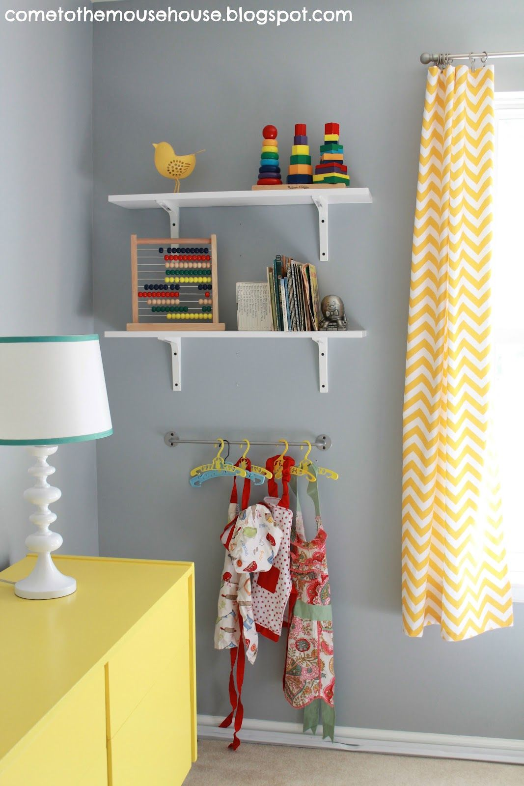 Best Diy Projects And Link Party 68 The 36th Avenue Yellow Playroom Paint