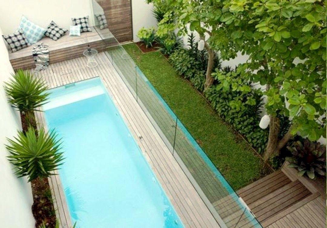 Holzdeck Design Ideen Fur Den Pool 02 1024x714 In 2020 Im Freien Swimming Pool Gartenpools