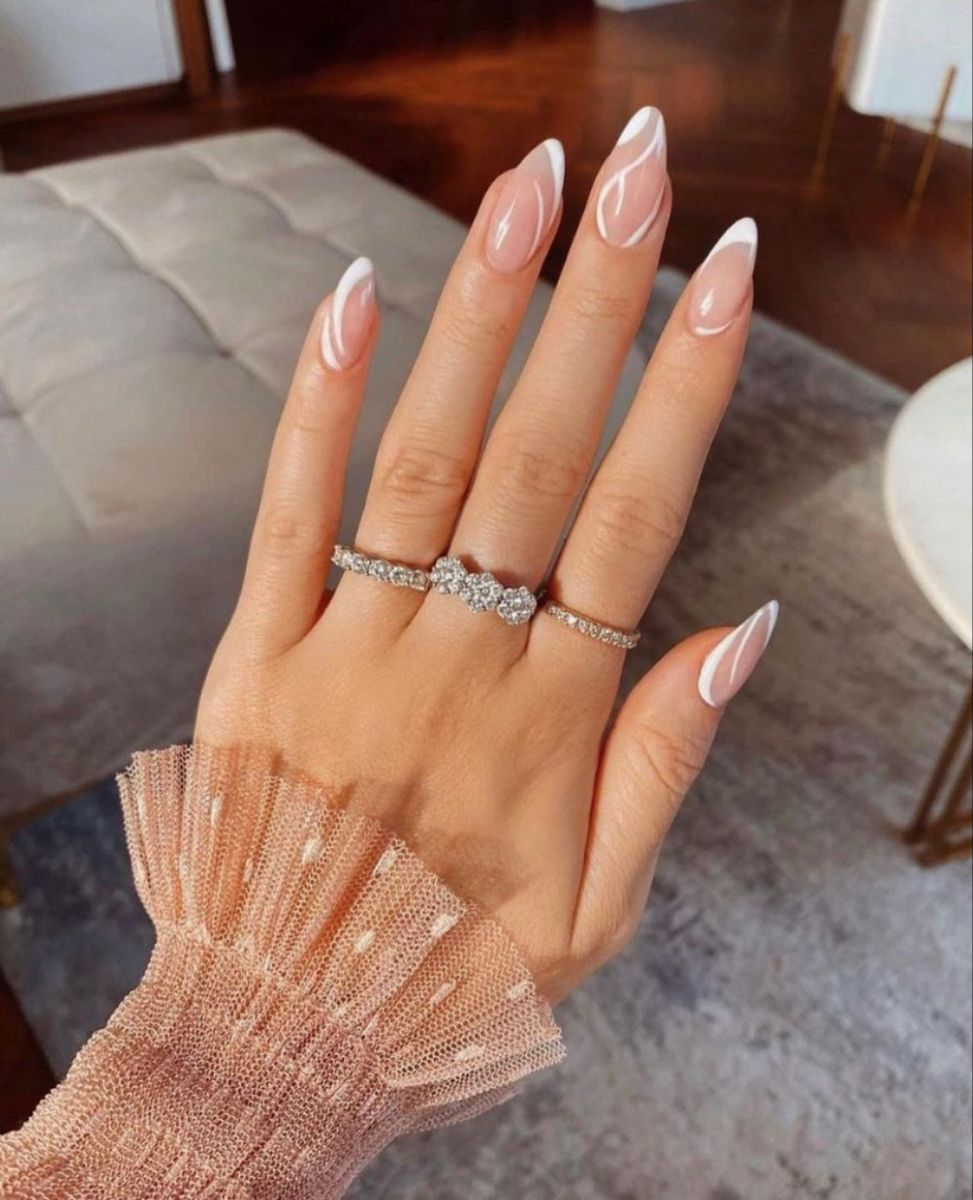 Pin by 𝖎𝖘 on zodiac in 2021   Swag nails, Fire nails