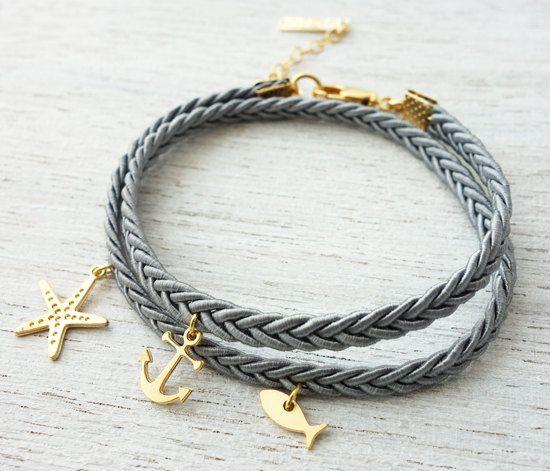 Bracelet breloque charms