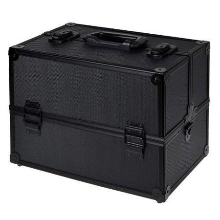 Professional Makeup Organizer Case Makeup Train Case Cosmetic Organizer Box Professional Jewellery Storage Makeup Cosmetics Makeup Case Organization
