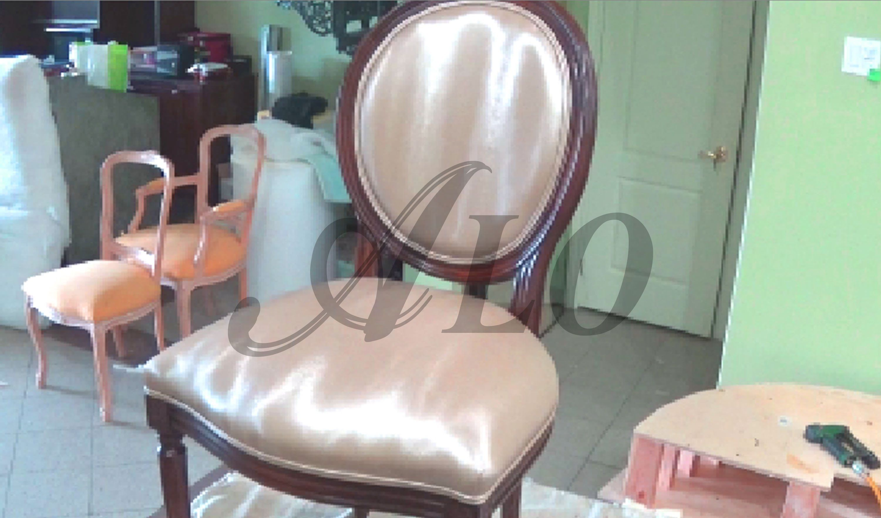 This is the longest episode in the series but I think itu0027s the most important since it shows how I upholstered each panel of the chair. & HOW TO UPHOLSTER A DINING ROOM CHAIR - ALOWORLD | DIY COMO restaurar ...