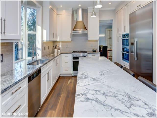 اسعار المطابخ الخشب 2020 افضل واجمل انواع المطابخ بالصور Cheap Kitchen Cabinets Kitchen Countertops Kitchen Remodel