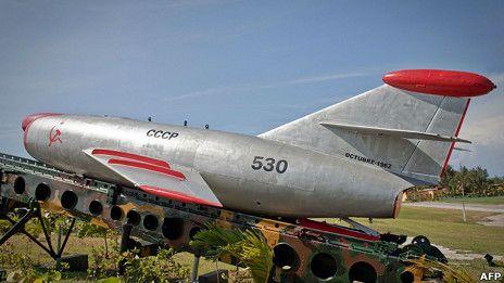 """""""La crisis de los misiles cubana no terminó el 28 de octubre de 1962, Cuba se iba a convertir en una potencia nuclear, justo en las narices de Estados Unidos y a 140 kilómetros de Florida""""."""