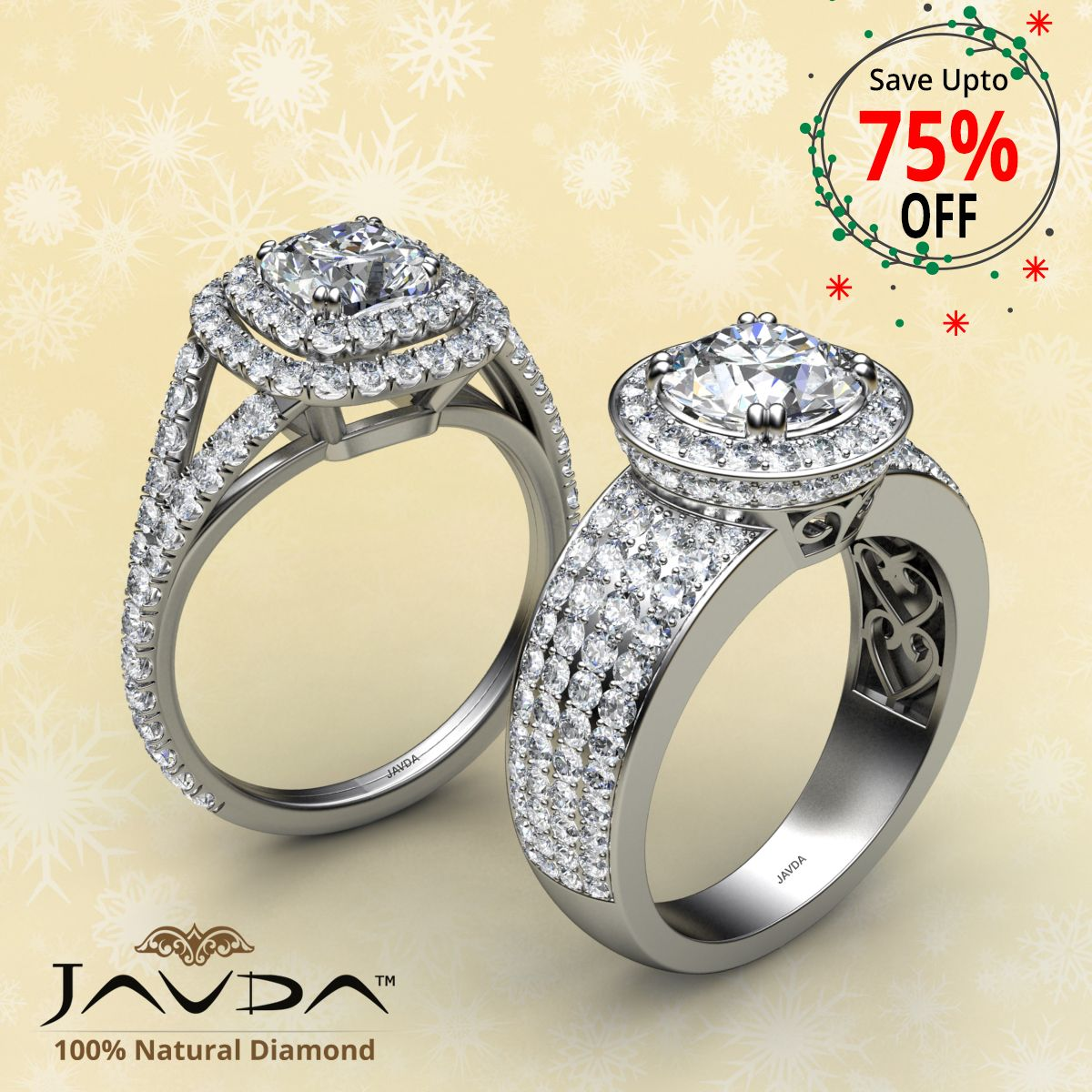 Christmas Deals Are Here!!! Hurry Up...! Gorgeous Diamond