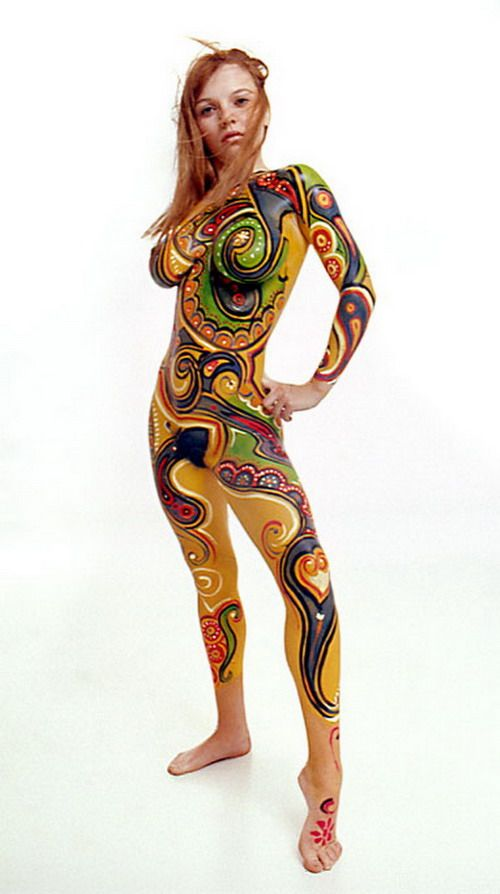 4c398a561109 Body Painting Galleries  Queen Of Body Art Painting
