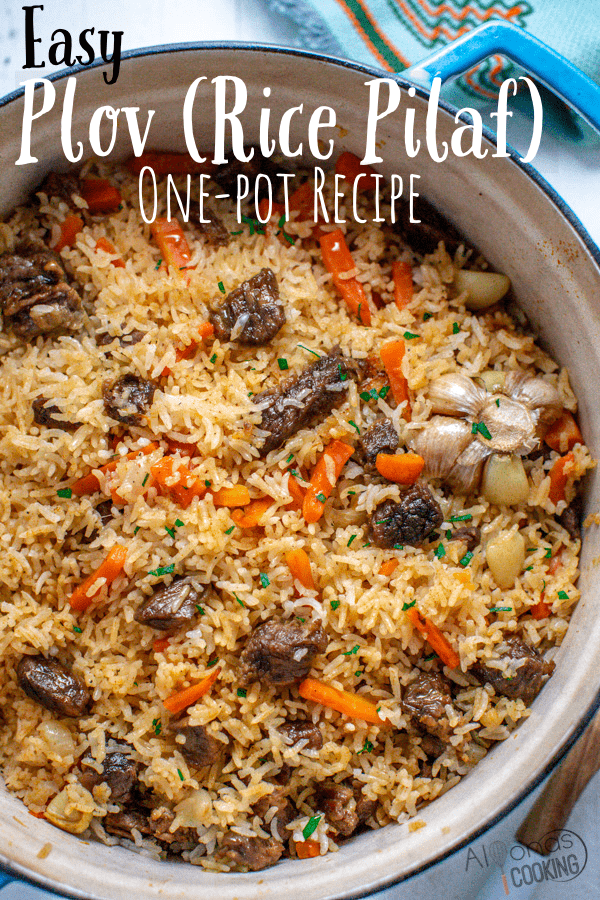 How To Make Plov (With an Easy Step-by-Step Tutorial)