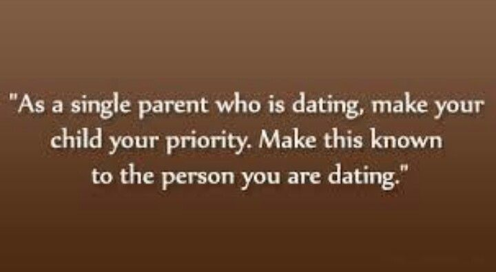 Make dating a priority