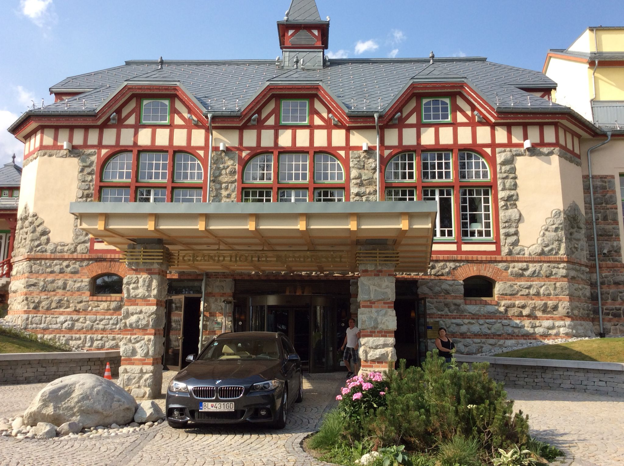 Grand Hotel Kempinski High Tatras High Tatras Grand Hotel Hotel