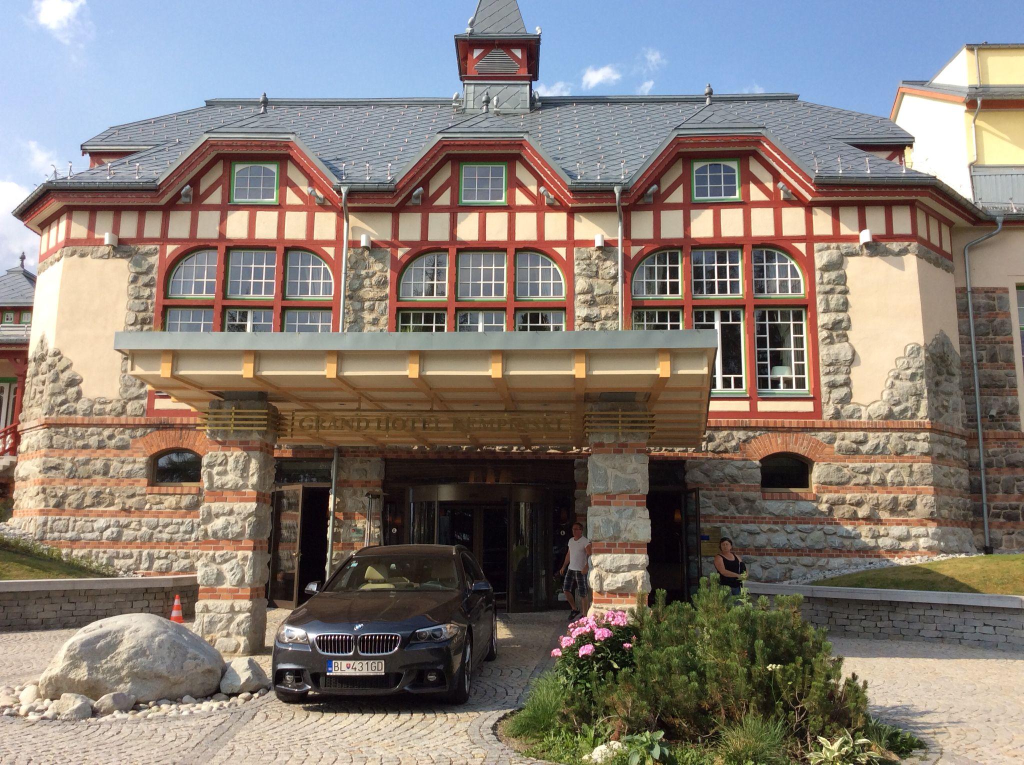 Grand Hotel Kempinski High Tatras High Tatras Grand Hotel Hotel