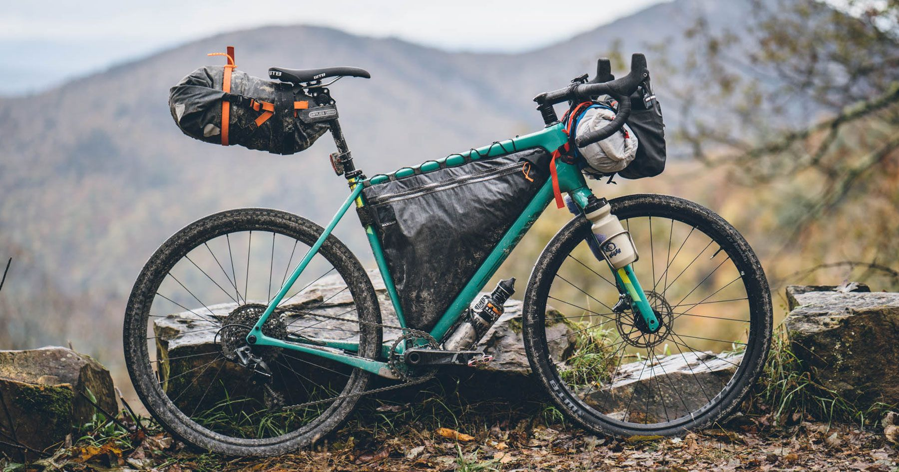 Salsa Warbird 650b Review Bikepacking Gravel Bike Mountain