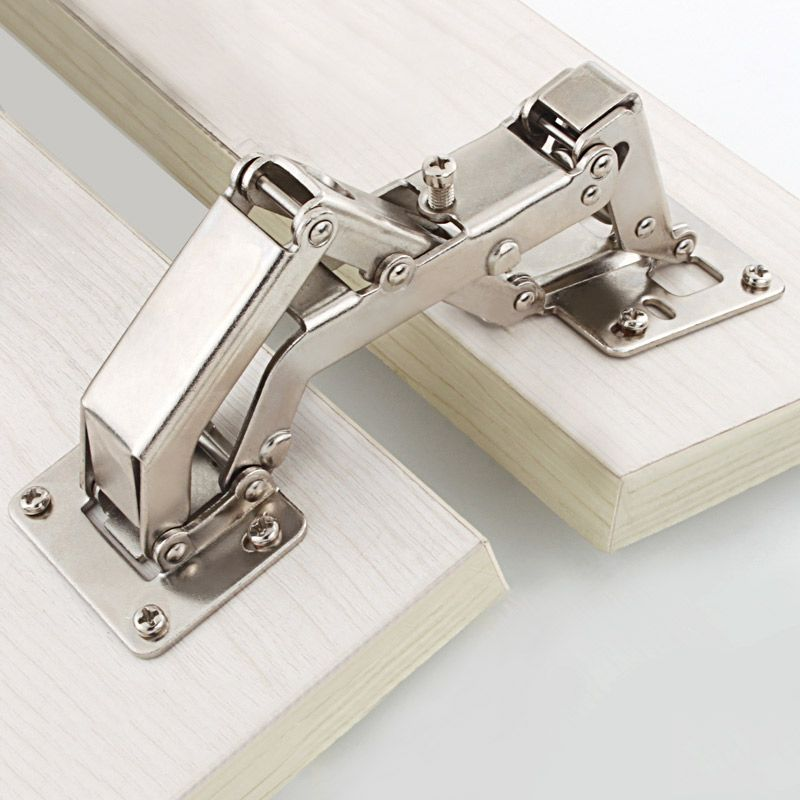 165 170 175 180 Degrees Furniture Cabinet Doors Hinge Special Angle Thick Door Panels No Need Slotting Large Hinges