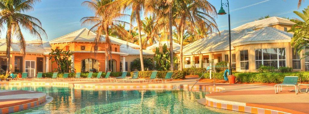 Tgm Bermuda Island Naples Fl Community Pool In Gorgeous Tropical Setting Rental Apartments