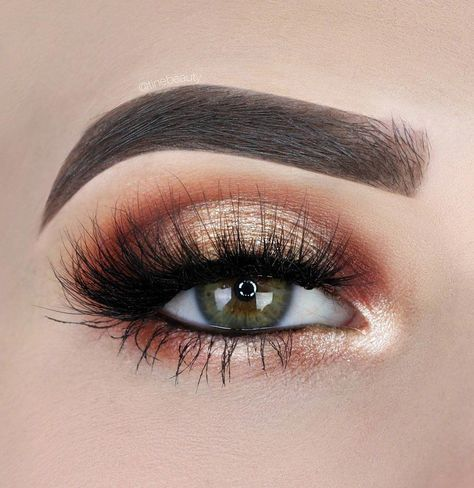 30 Eye Makeup Looks That'll Blow You Away #makeupeyeshadow