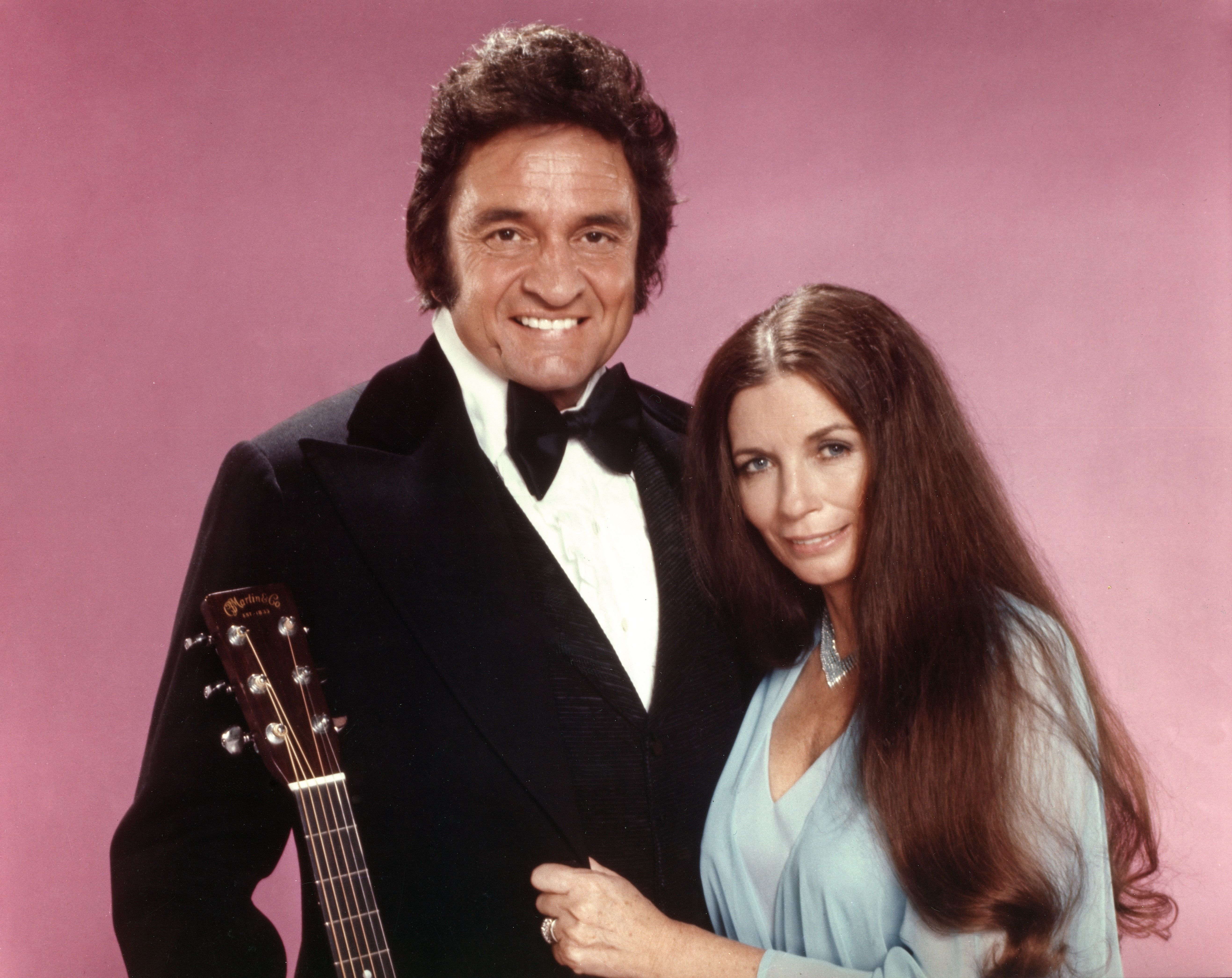 Johnny Cash & June Carter Cash | CASH, Johnny Cash, June ...