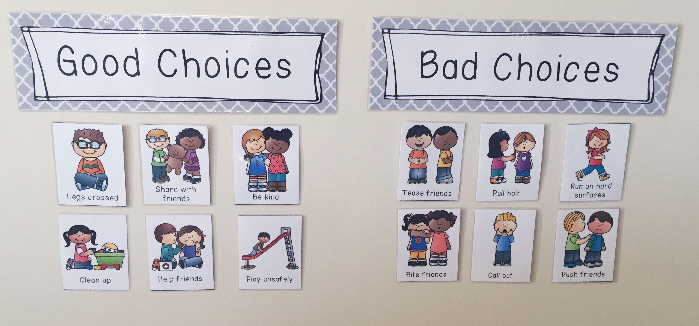 Behaviour Management Social Stories