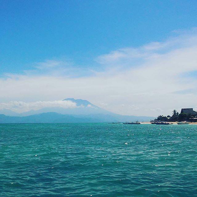 Mount Rinjani, Lombok 🐳🐟🐠