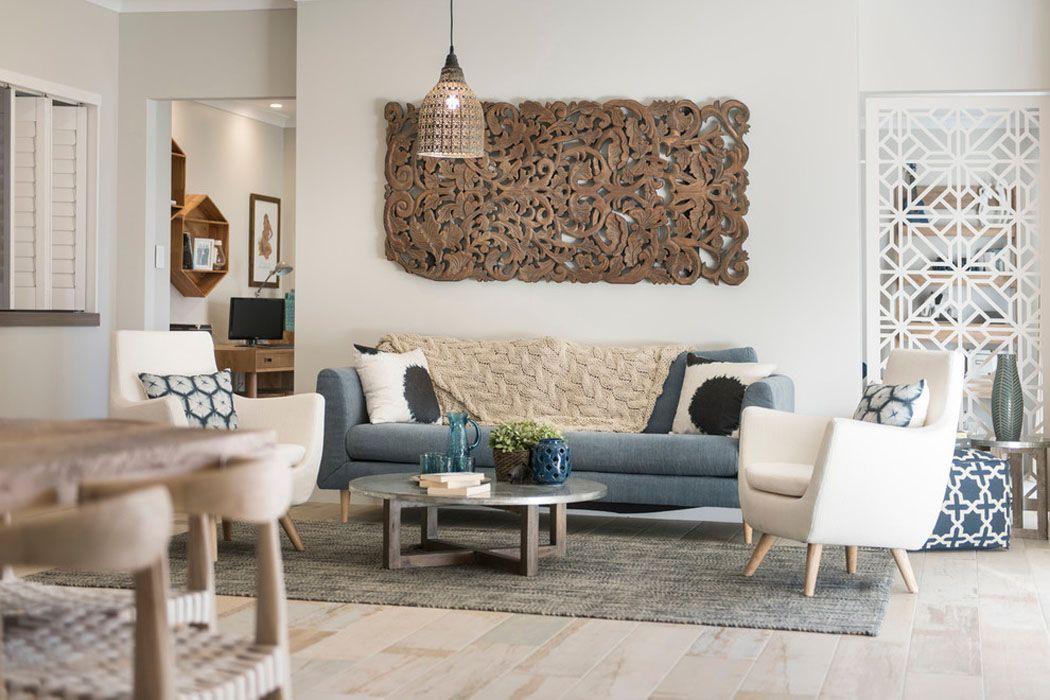 Design intérieur agréable et moderne pour cette jolie maison de ...