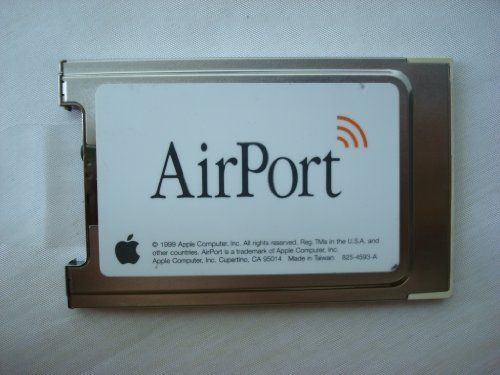 Apple Mac Wireless WiFi Airport Card eMac ibook G3 G4 by Apple. $28.73. Connects G3 Apple computers to the internet wirelessly