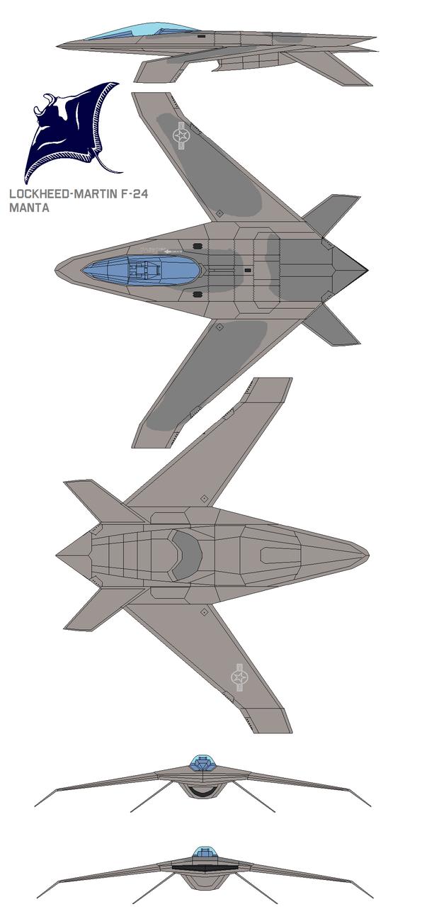 f-24 fighter