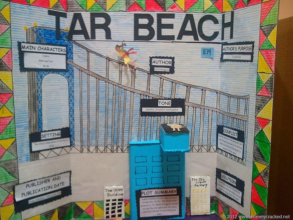 Tar Beach Reading Fair Project