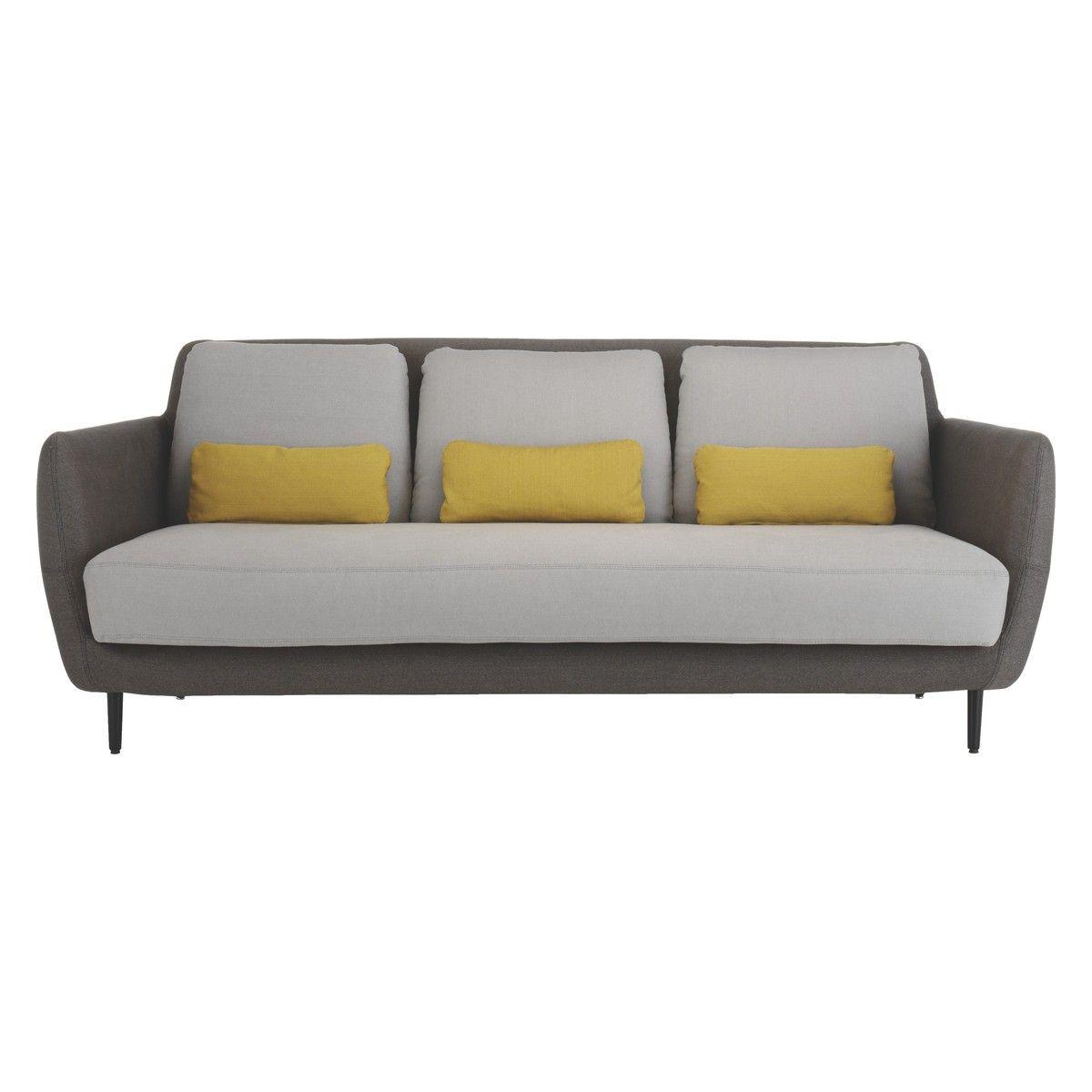 Ella Fabric 3 Seater Sofa Buy Now At Habitat Uk Sofas  # Muebles Badiola