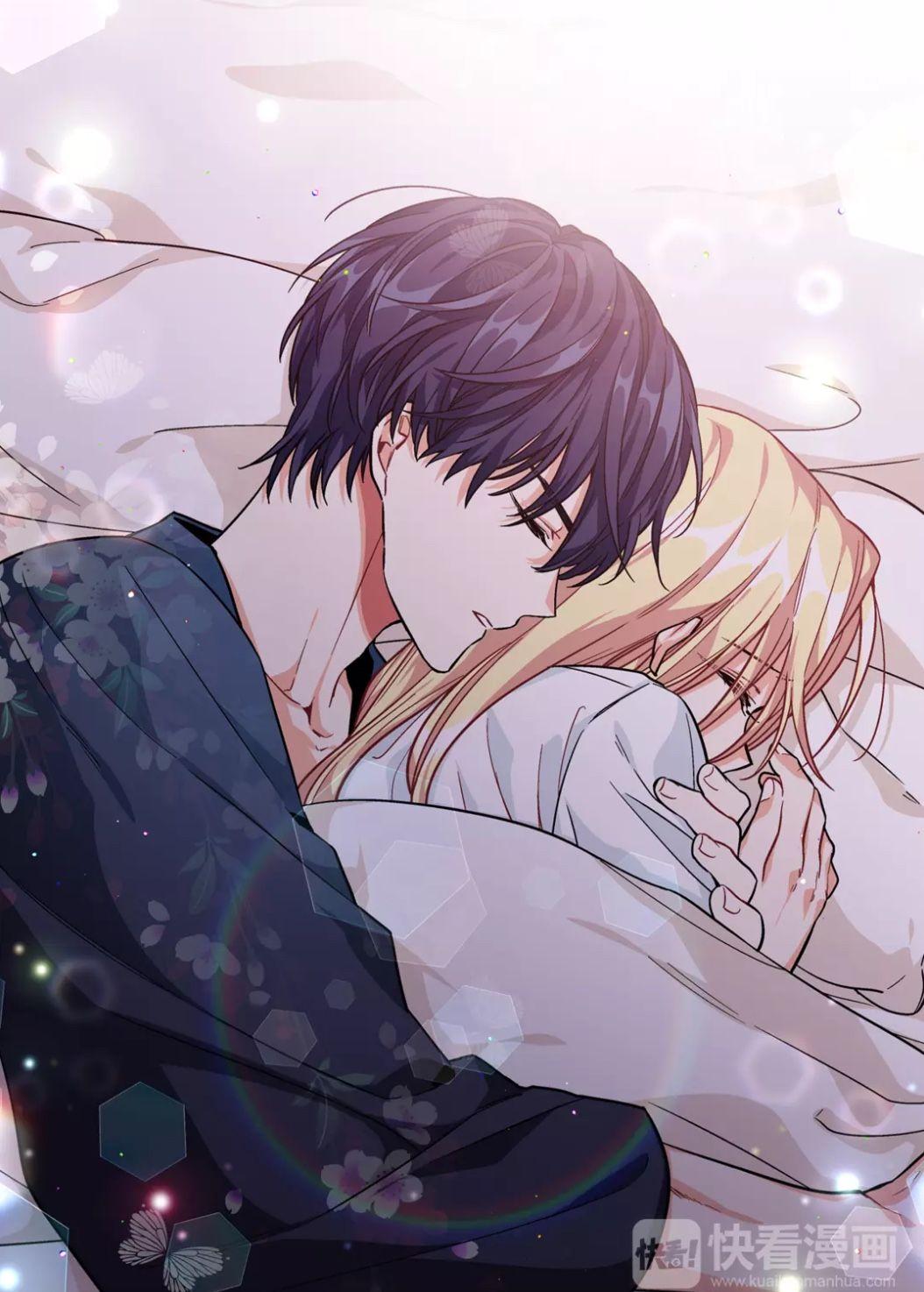 Аниме картинки пары про любовь