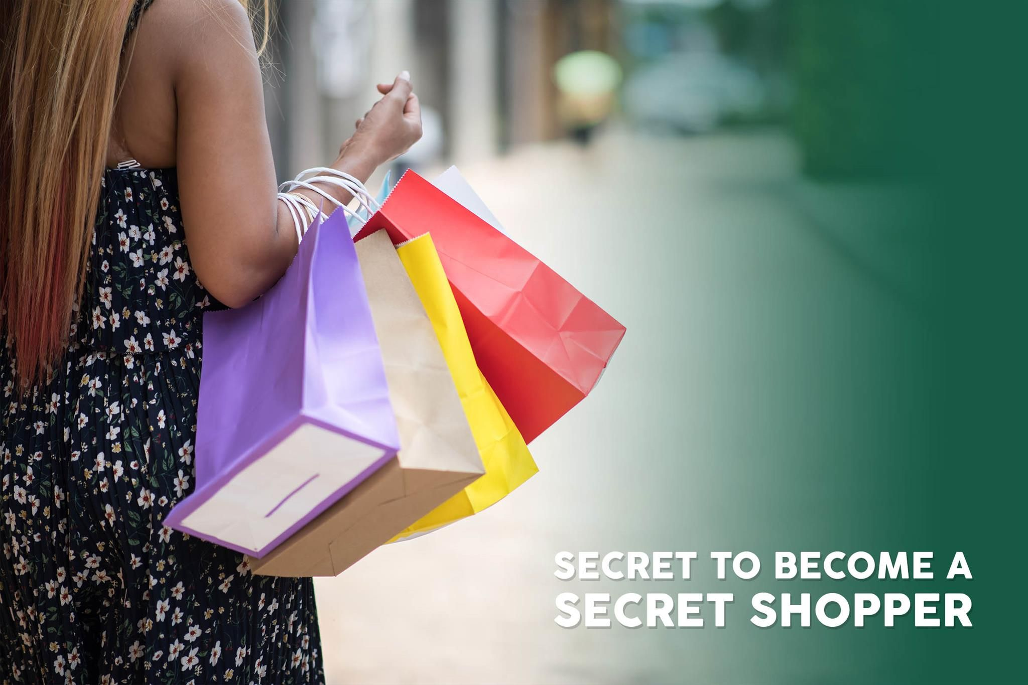 What Is A Mystery Shopper How To Become A Mystery Shopper