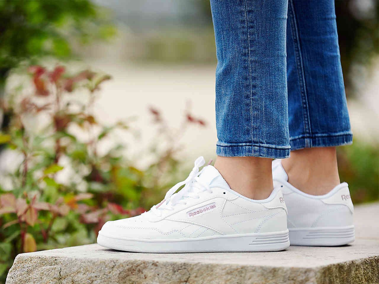 Reebok Club Memt Sneaker - Women s Women s Shoes  5664fee7d
