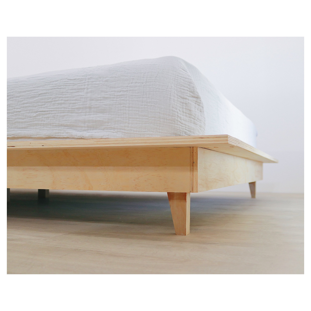 Diy Plywood Bed Modern Builds Plywood Furniture Plans Plywood