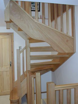 loft stairs option for conversion with limited head height. Black Bedroom Furniture Sets. Home Design Ideas