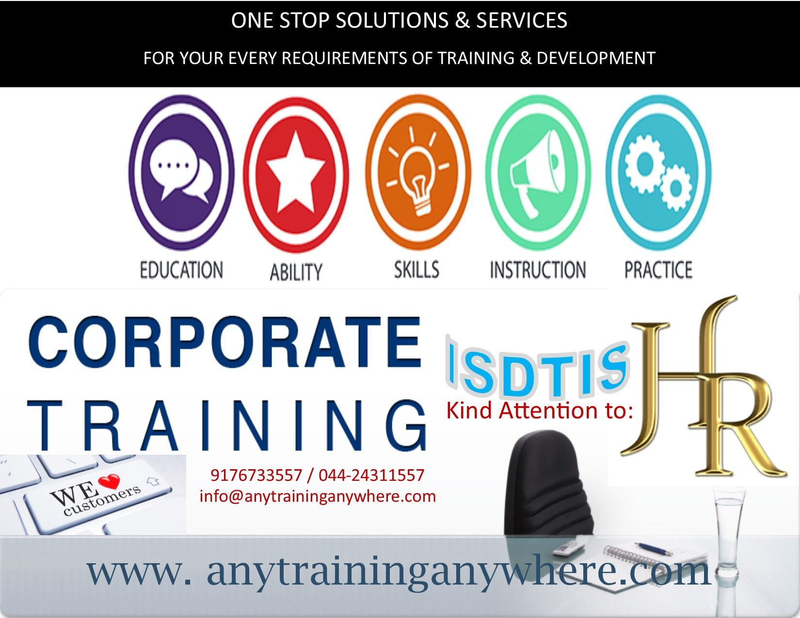 Corporate Training Services In Chennai Anytraininganywhere