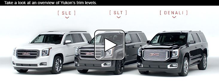 2017 Yukon Full Size Suv Gmc Full Size Suv Gmc Yukon