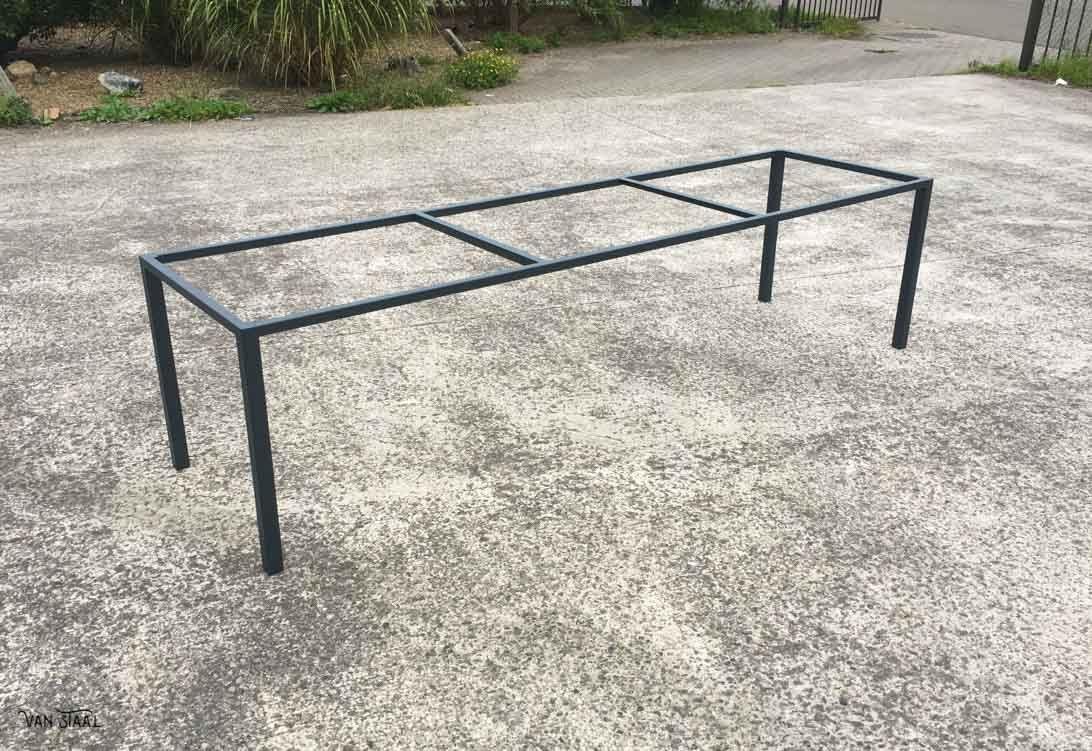 Onderstel Tafel Staal : Metalen onderstel tafel van staal helpt graag uw ideeën