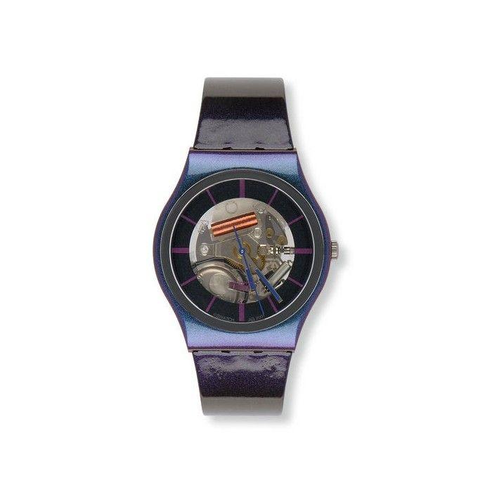 2e76e7fbf7f Relógio Swatch Irony Diaphane Full-Blooded Night - SVCK4035AG ...
