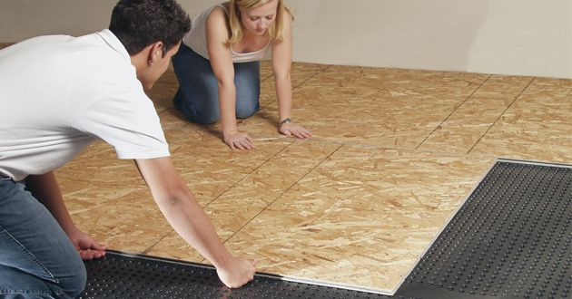 Platon Flooring Installation Suitable For Protection Of Your