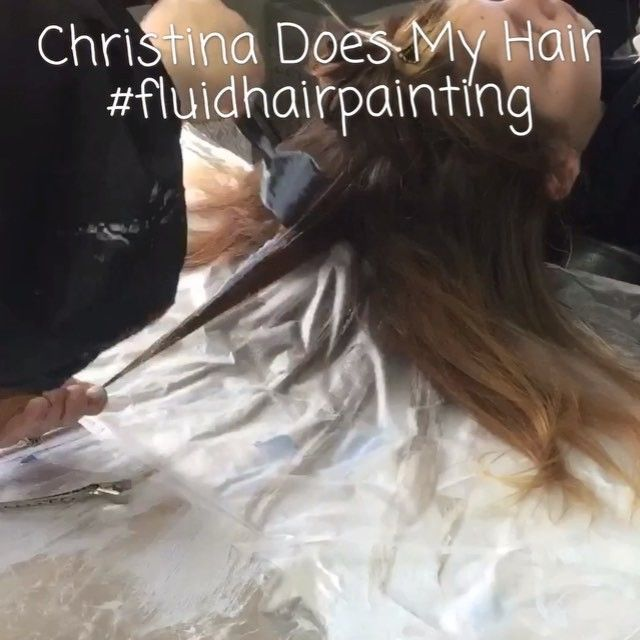 #christinadoesmyhair #schwarzkopf  #fluidhairpainting  #igoraroyal #blondme #ombrehair #balayage #hairpainting #haircolor #haircolour #hair #hairstyles #hairtrends #windsor #windsorontario