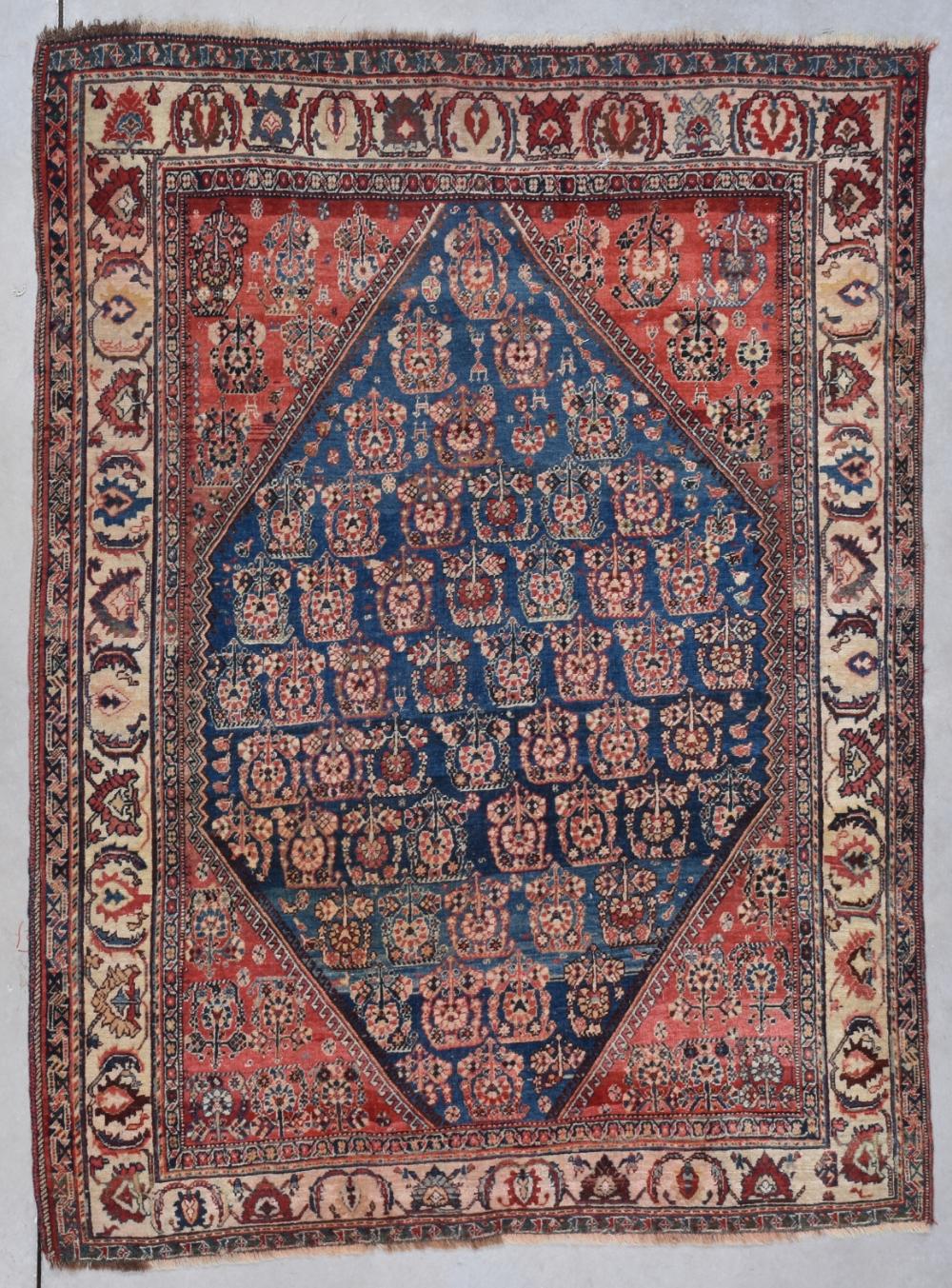 Antique Kula Oriental Rug 3 11 X 6 1 7944 Antique Oriental Rugs Antique Oriental Rugs Rugs Antiques