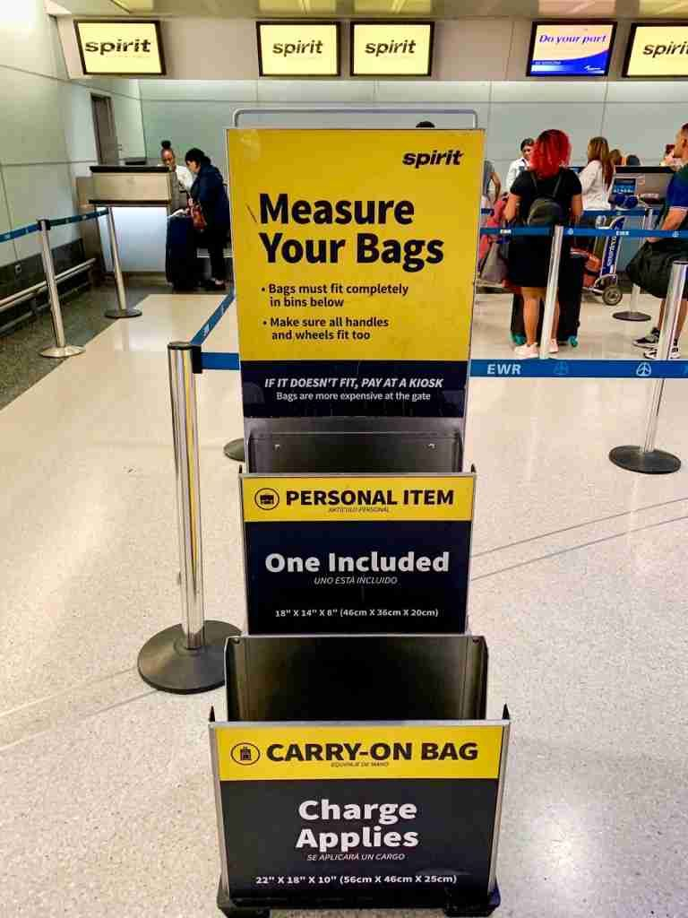 How To Pack Only In A Spirit Airlines Free Carry On Bag Carry On