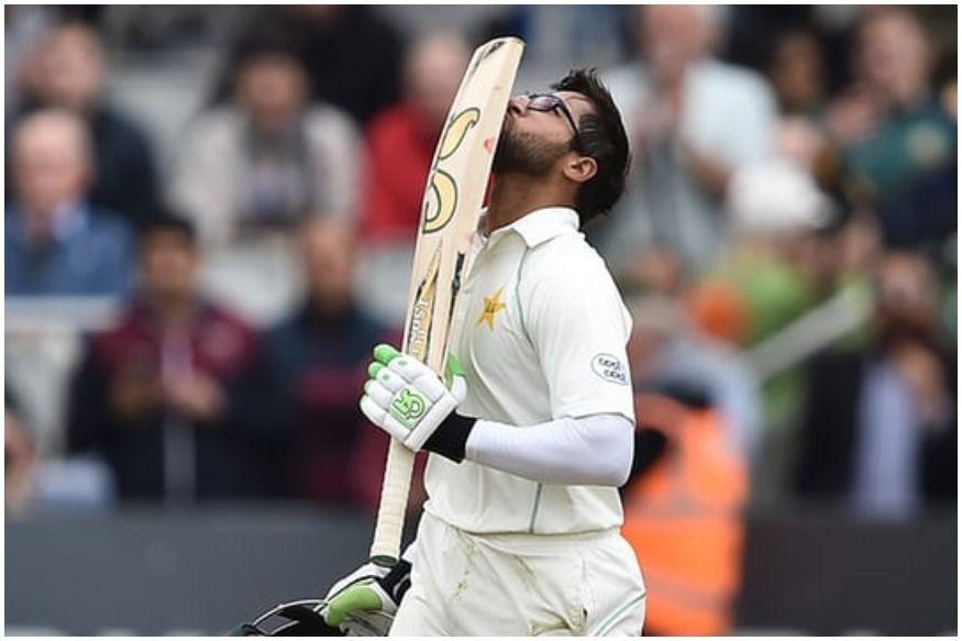 ऐतिहासिक टेस्ट में 'चश्मे' वाले बल्लेबाज़ ने आयरलैंड को