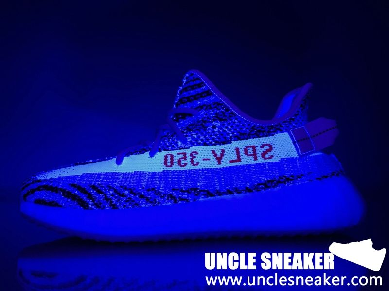 151c86eb416 2019 的 YEEZY BOOST 350 V2 Zebra  Adidas Sneaker shoes soprt yeezy ...
