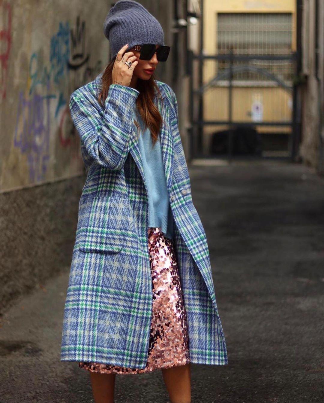 "QDRESSCODE®️ on Instagram: ""Blue sky 💙 Via @audreybrescia #love #style #streetstyle #girl #model #picoftheday #fashion #instalike #blogger #fashionista #instadaily…"""