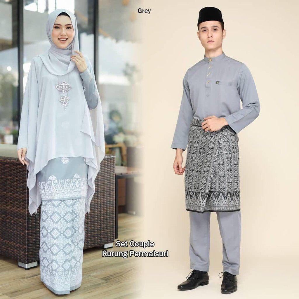 Sedondon Baju Kurung & Baju Melayu Queen Kain Corak Batik Printed