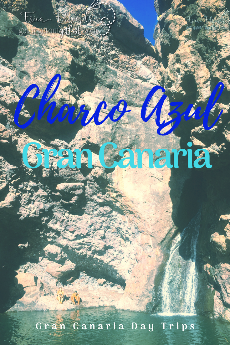 Charco Azul Blue Lagoon In Gran Canaria Canary Islands Spain Another Day In Paradise Canary Islands