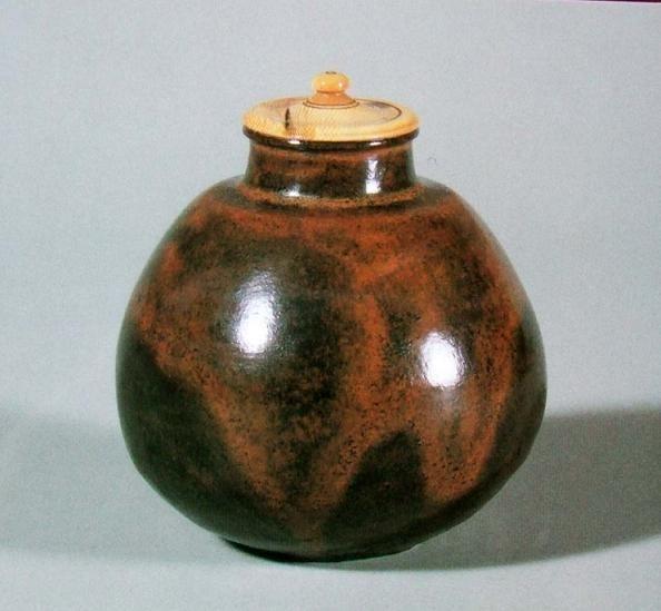 九十九髪茄子(静嘉堂文庫美術館) | 茶道, 日本の茶道, 茶碗