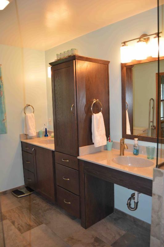 Wheelchair Friendly Bathroom Hatchett Bathroom Remodels - Hatchett bathroom remodel