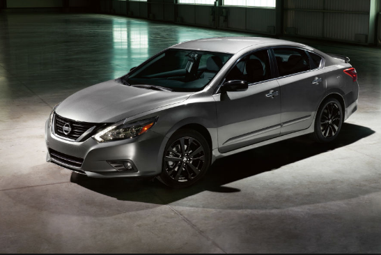 2019 Nissan Altima Midnight Edition Changes, Redesign