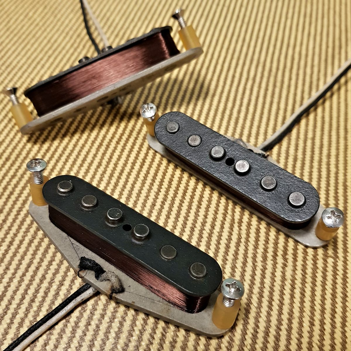 1965 Stratocaster Vintage Clone Pickups Artys Custom Guitars Com Custom Guitars Vintage Clone