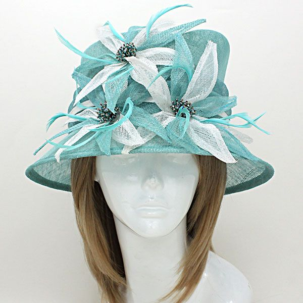 c63679d955cbb Bauble Bead Sinamay Straw Hat 222237
