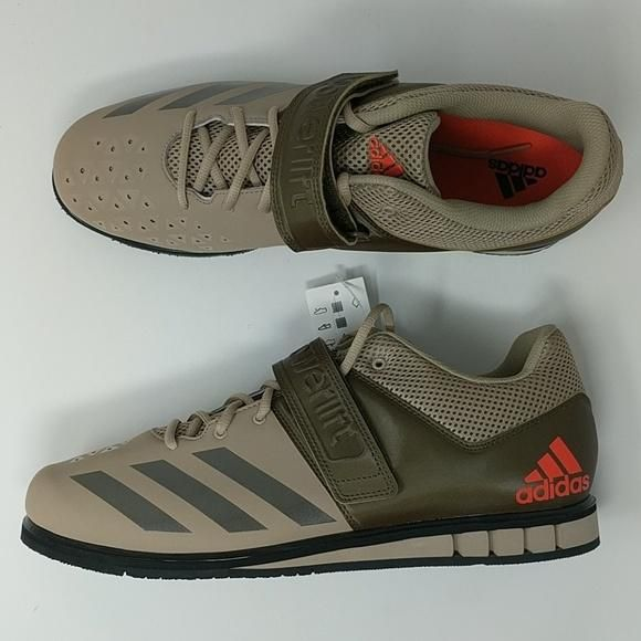 83f662fbb96e Adidas Powerlift 3.1 Mens Weightlifting Shoes Adidas BA8017 New Sz 14. –  LoneSole